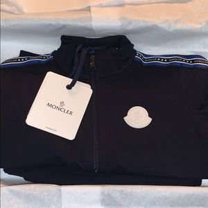 Children's Brand New Moncler Tracksuit Size 3T.